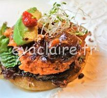 Burger vegan gluten free small 2